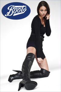BOOTS AD