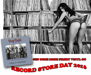 LOW record store day announcement